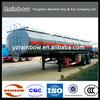 Best Quality 3 Axle Asphalt Tank Semi Trailer/Bitumen Tank For Sale