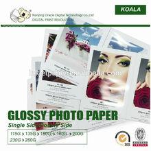 Inkjet photo paper manufacturer, glossy photo paper, matte inkjet paper