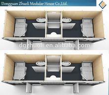 Modular prefab home kit price,low cost prefabricated wood cladding prefab house