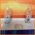 12v dc led light bulb/small single led light/e14 led flicker flame candle light bulbs