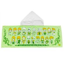 2014 New Japanese Fashionable children's Hooded Towel/bath towel