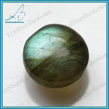 2014 Blue Fire Natural Cobochon Labradorite Stone for Pendant