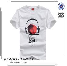2014 custom men t-shirts 100% cotton t shirt print short sleeve t-shirt fashion teen clothing manufacturers