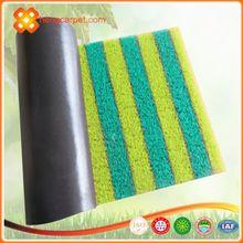 2015 supply cheap wholesale chair carpet,pvc coil mat