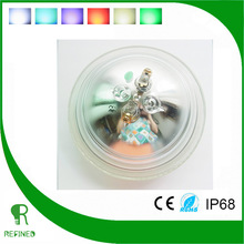CE Rohs par56 ip68 18w 12v/24v led swimming pool lighting
