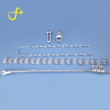 High Quality Alibaba China OPGW Cable Dead End Clamp For Guy Wire