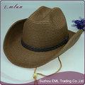 tejido vaquero sombrero de paja