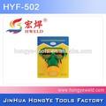 hongye anti máscara de gas con alta calidad