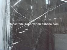 washroom marble top, grey marquina countertop, Iran pietra grey marble