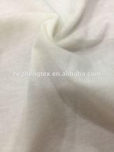 High quality supima cotton with spandex jersey pima cotton fabric