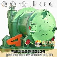 CE Certification Drum Type Shot Blasting Machine / Glass Blasting Machine