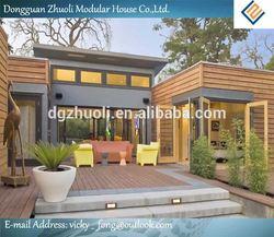 Modular prefab home kit price,low cost steel prefab house