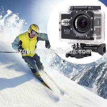 waterproof mini digital video camera, Digital camera professional mini hd design SJ4000