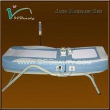 Best price jade roller electric infrared ceragem massage bed