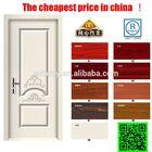 manufacturer supply wooden louvered door TXM-F02
