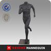 Running female mannequin dummy/FRP male mannequin