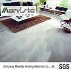 marbling design pvc laminate floor for shopping mall