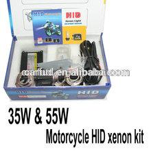 Wholesale slim ballast motorcycle HID kits/xenon headlights /xenon HID conversion kit