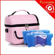 Solar Power Plastic Cooler Bag For Medication