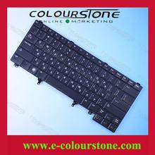 High qulity new laptop repair keyboard for DELL E6420 E5420 E6220 E6320 E6430 HB BLACK