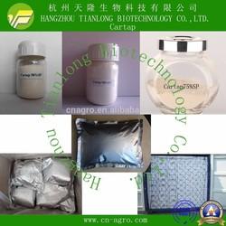 Cartap hydrochloride 75%SP, 5%WP,25%SC, 4%G.