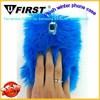 Newest Winter plush phone case For Samsung,Winter mobile case,funky mobile phone case for samsung galaxy s4 mini