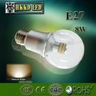 cafe shop E27 8W Natural White LED Buld Lamp Lighting