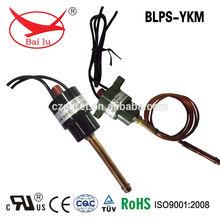 BAILU manual reset hydralic pressure switch to protect machines