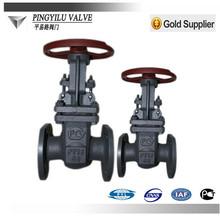 pn16 4/8 inch long rising stem water gate valve