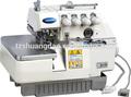 Tipo siruba sd747f- 514m5- 23bk alta velocidade overlock máquina de costura industrial