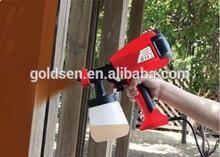 400W Mini HVLP Hand Held Electric Spray Gun Electric Vacuum Paint Sprayer GW8176