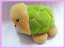 Cute stuffed soft plush turtle baby toy