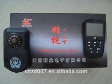 CMOS sensor 1080P remote control police video body worn camera