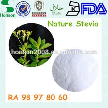 factory stevia extract RA 97% CAS 91722-21-3