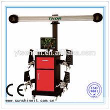 3D wheel alignment machine ,Wheel Aligner, Wheel Balancer