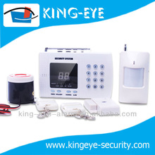 Shenzhen wholesale high quality home alarm auto dial wireless with low cost