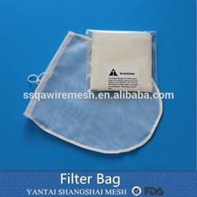 FDA food polyester filter bag