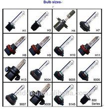 35W 4300K-30000K D1S D2S D3S D4S factory wholesales Auto HID xenon bulb/lamp
