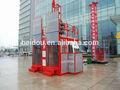 Buena regeneración SC200 / 200 multilift de la construcción de elevación