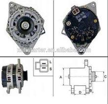 Manufacturer best quality car 37300-22200 alternator For 87-99 Accent