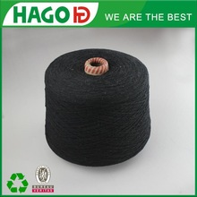 16s 65/35 cotton high twist yarn in knitting yarn for bed sheet