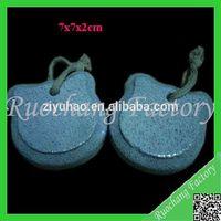 China promotion gift factory fashion nair art nail beauty glass nail file glass pumice stone , promotional pumice stone