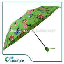 2 Fold Ladies Printed Umbrella