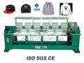 Máquina de bordar / seis - cabeça Cap máquina de bordar / máquina de bordar digital