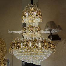 โคมไฟคริสตัลโคมไฟระย้าtaditional, แบบดั้งเดิมแสงโคมระย้าสำหรับโรงแรม