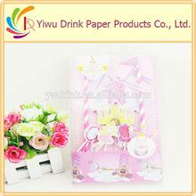 Yiwu birthday cake decoration supplies