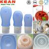 Silicone Cream Tube Cosmetics Tube Plastic Tube Plastic Packaging Silicone Tube