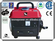 hot saling cheap 500w-5000w price mini generator / silent miniwatt petrol portable generator / 12v dc portable petrol gewith CE