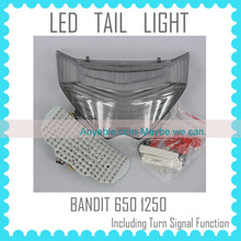 For SUZUKI BANDI 650 1250 Including Trun Signal Function LED motorcycle Tailight TL031045