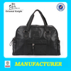 High quality men's leather travel bag wholesale